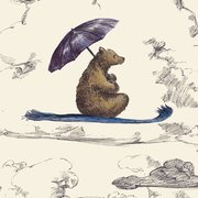 Little Bear in Colour Petite Card