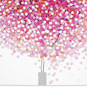 Notecards, Lollipop Tree