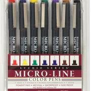 Microline Color Pens