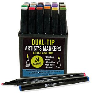 Dual Tip Art Marker