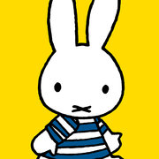 Miffy Minicard walking