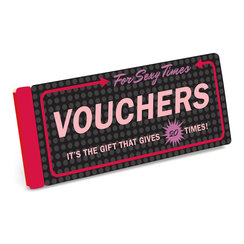 Vouchers for Sexy Times