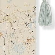Beaded Bookmark, Butterflies