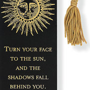 Beaded Bookmark SUN