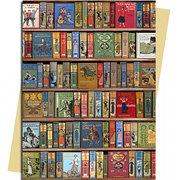 Bodleian Libraries: High Jinks Bookshelves, Greeting Card