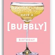 Bubbly, Revista Cards