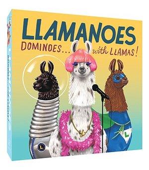Llamanoes Dominoes . . . with Llamas!