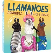 Llamanoes Dominoes . . . with Llamas!