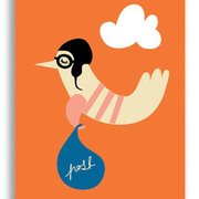 Postbird, Darling Clementine Postcards