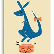Kengoroo, Darling Clementine Postcards