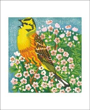 May Blossom, Greeting card