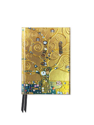 Klimt: Tree of Life (Foiled Pocket Journal)