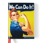 We Can Do It! Poster, Journal