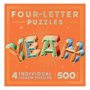 Yeah Four-Letter Puzzle