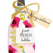 Congrats Champagne, Greeting Card