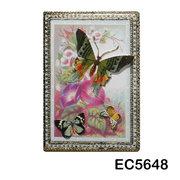 Made t.Treasure/Butterflies, notecard