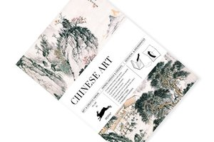 Chinese Art, Gift&Creative Paper Book