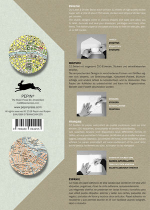 Historical Maps, Labels, Stickers&Tapes