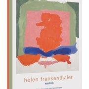 Helen Frankenthaler Notes 20 Notecards and Envelopes