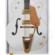 Gretsch Falcon Guitar, Luxury Journal