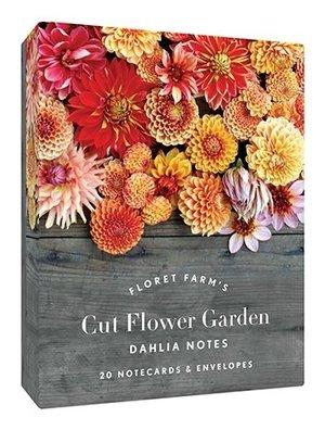Dahlia Notes, 20 Notecards