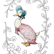 Goose, Greeting card