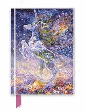 Josephine Wall: Soul of a Unicorn, Foiled Journal
