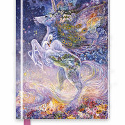Josephine Wall: Soul of a Unicorn, Foiled Journal
