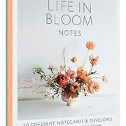 Life in Bloom Notes 20 Different Notecards & Envelopes