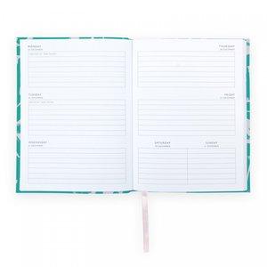 Turquoise Brush Diary