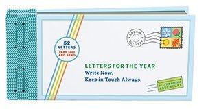Letters for the Year, Write Now. Keep in Touch Always.