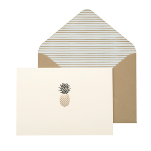 Pineapple, Boxed Notecards