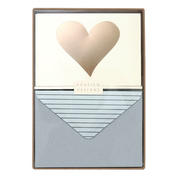 Heart, Boxed Notecards