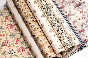 19th Century French Patterns, Gift & Creative Paper Book