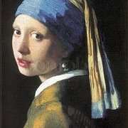 The Girl with the Pearl Earring, Greeting card