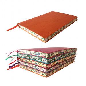 Orange Artisan Notebook