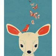 Flutter, Greeting Card