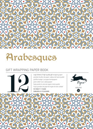 Arabesques, Gift & Creative Paper Book