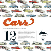 Cars, Gift & Creative Paper Book