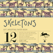 Skeletons, Gift & Creative Paper Book