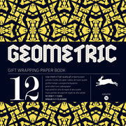 Geometric, Gift & Creative Paper Book