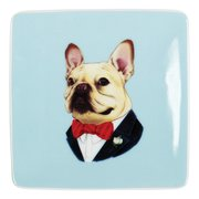 Berkley Bestiary Animal Portrait Small Porcelain Tray
