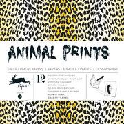 AnimalPrints, Gift & Creative Paper Book
