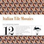 ItalianTileMosaics, Gift & Creative Paper Book