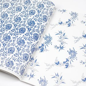 ChinesePatterns, Gift & Creative Paper Book
