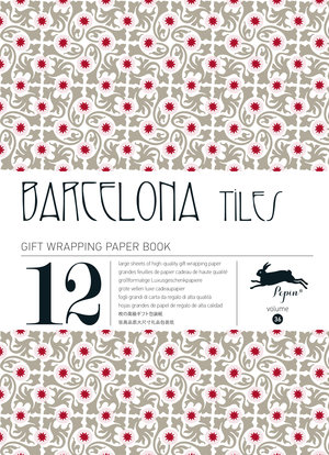 Barcelona, Gift & Creative Paper Book