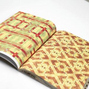 Art Deco, Gift & Creative Paper Book