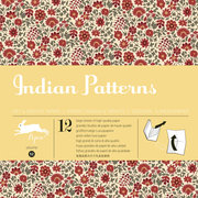 IndianPatterns, Gift & Creative Paper Book