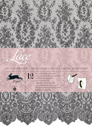 Lace, Gift & Creative Paper Book