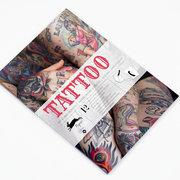 Tattoo, Gift & Creative Paper Book